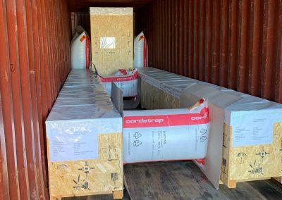 Spedizioni internazionali merci via mare
