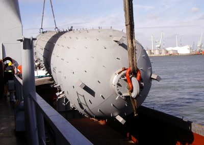 Spedizioni internazionali project cargo